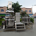 Guangzhou Sipuxin shampoo blending tank with heating