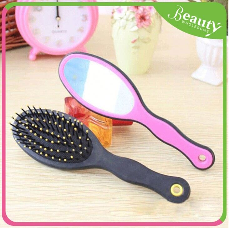 Baby brush and comb sets ,yned easy clean hair brush