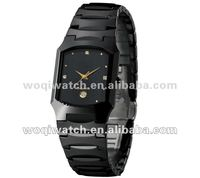 luxury quartz sapphire watch swiss tungsten