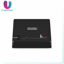MECOOL KI PRO TV Box KI PRO Android 6.0 S2+T2 DVB Amlogic S905D Quad 2G+16G DVB-T2&S2/DVB-T2 Set Top Box Android TV Box K1 PRO