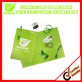 Different kinds of promotional gifts set