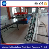 Automatic Equipments producing Color Steel Plate Fire Emergency Door Machine