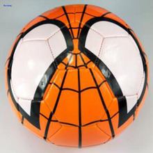 Futbol Foam PVC Soccer Training Spider Man Cheap Promotional Beach Ball Custom Football Ball