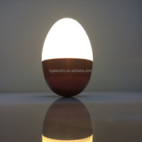 Colorful LED lights Egg Shape LED Flashlight Tumbler Magnetic Lights Perfect for Gift Promotional Flashlight