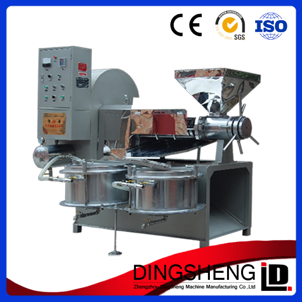 High oil yield first grade China hotsale safflower seed oil extraction machine