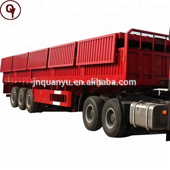 Sinotruk Howo tractor tipper trailer side heavy truck body panels