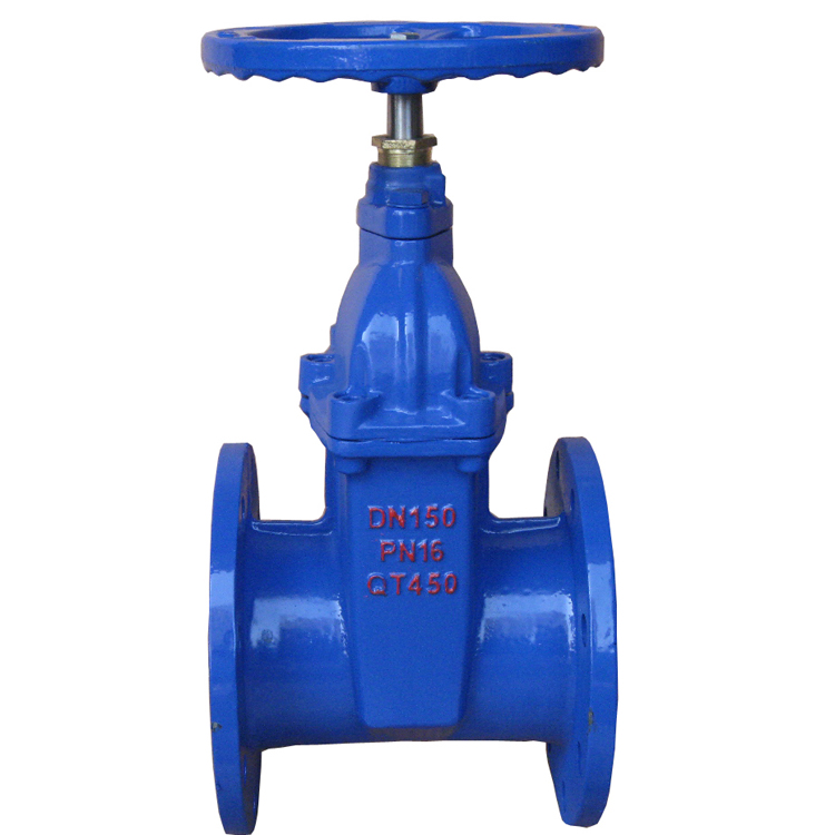 China made low price high quality marine cast iron gate valve