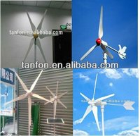 High Efficiency 2000W Wind Power Turbine Wind Turbine For Water Pumping Station Hot Sale