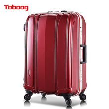 2017 New Fashion ABS+PC China Supplier Luggage Sets,Rolling Luggage, Trolley case with Aluminum Frame Factory Wholesale