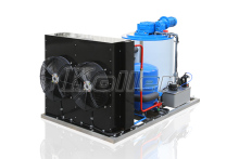 Hot Sale Flake Ice Maker For Fishery 3000kg/Day (KP30) Easy Operation