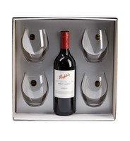 New style single cheap wine gift pack