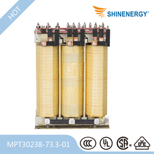 Small High Voltage High Frequency Inverter Transformers 4160V