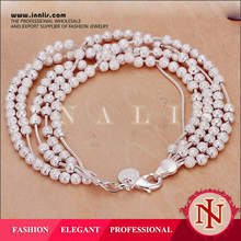 2014 latest frosted bead jewelry trends 2013 LKNSPCH249