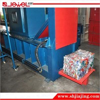 Aluminum Can Recycling Baler Machinery For
