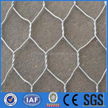 "1/4"" Cheap Chicken Wire /Rabbit wire Mesh /Galvanized Hexagonal Wire Mesh"