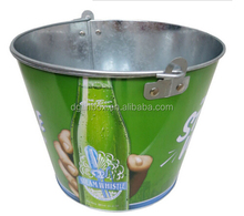 Metal Pail with handle ice bucket 5L Wholesale