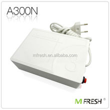 China manufacture small portable oxygen cylinder MFresh A300N water sterilization with air stone