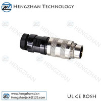 IP68-10 Metric Threaded cable waterproof connector M16