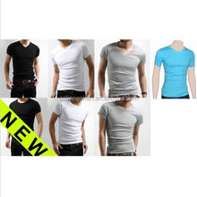 Factory price popular design sports dry fit blank t-shirt