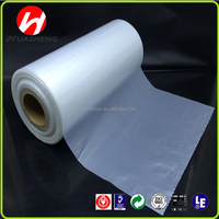 Wholesale transparent HDPE flat Shopping /Food Bags on Roll