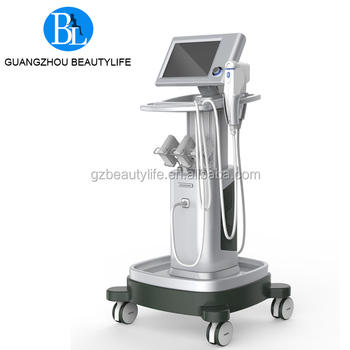 2018 latest HIFU machine with 3 cartridges hifu fat melt cartridge for skin rejuvenation and fat removal