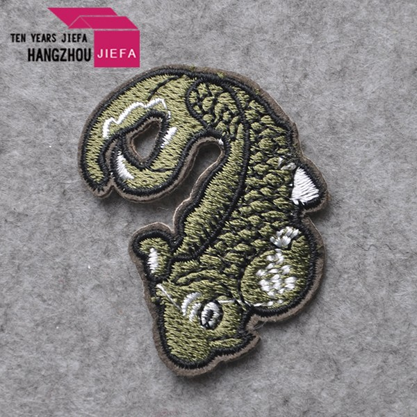 Customized customized embroidery clothing patches custom