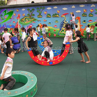 Kindergarten Floor Children Playground Floor Nursery