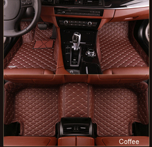 Auto Accessories Chinese Factory 5D Car Foot Mat For All Kinds of Car