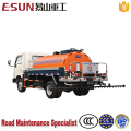 Cheap heated tar distribution truck
