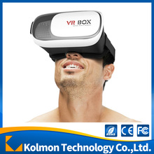 wholesale High Quality OEM Virtual Reality 2.0 3D Glasses Camera Headset VR Box