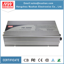 Meanwell 3000W True Sine Wave DC-AC Inverter with Solar Charger Battery inverter battery