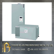 Sheet metal fabrication service customized designed floor stand electrical cabinet, electronic enclosures