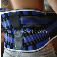 Weight loss waist band for men technomed sports waist trainer gym fitness waist trimmer belt
