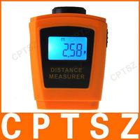 New Mini Portable Ultrasonic Distance Meter