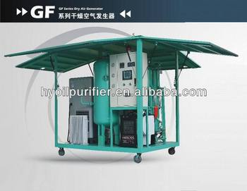GF Series Dry Air Generator / Transformer Dry Air Machine