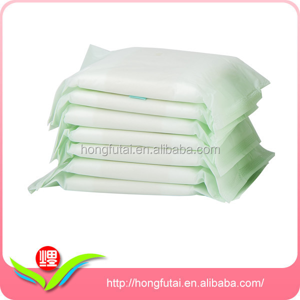 Disposable ultra thin whisper sanitary pads