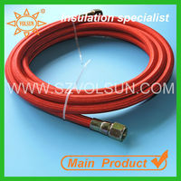 PTFE Hose Braided with Stainless Steel for Chemical Industry