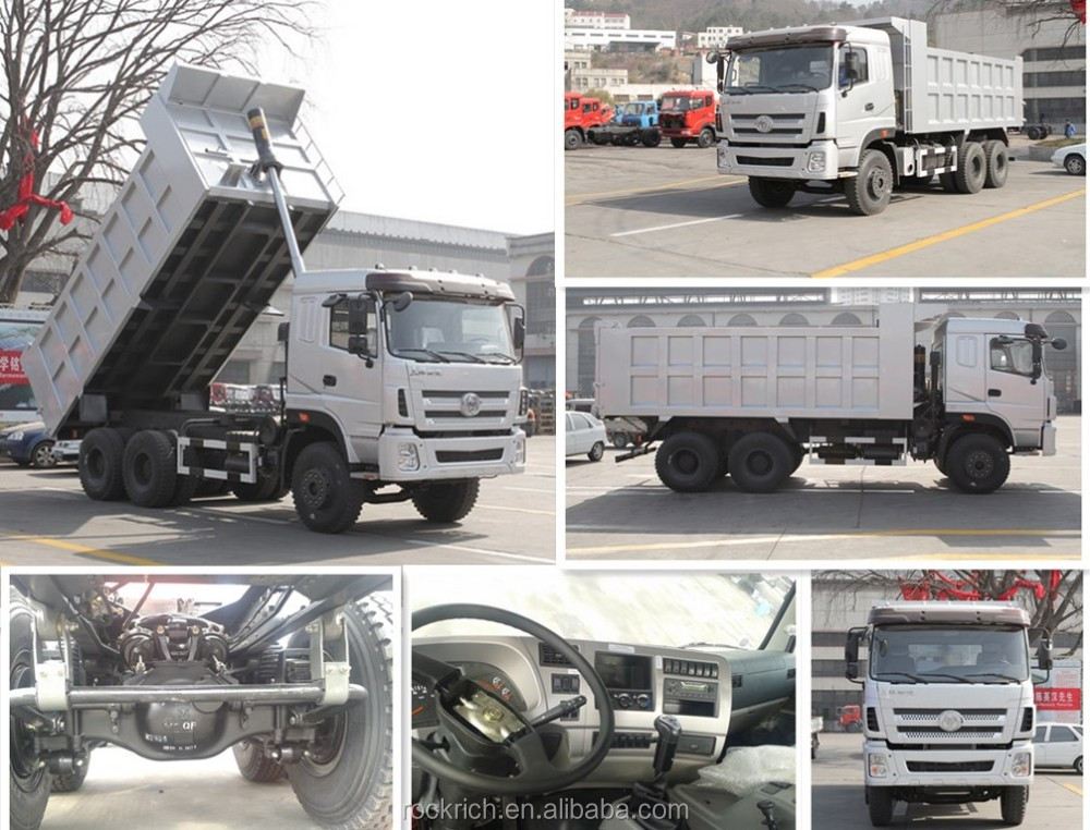 Sitom brand new 35 ton 10 wheel transfer dump trucks for sale