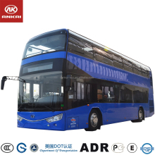 Ankai Low price double decker luxury bus for sale