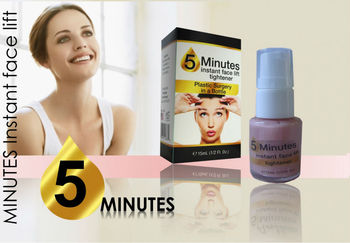 5 Minutes Instant Face Lift Tightener