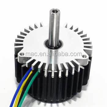 Mac electric motor 300w to 1000w 2000 to 4000 rpm 24v to for 4000 rpm dc motor
