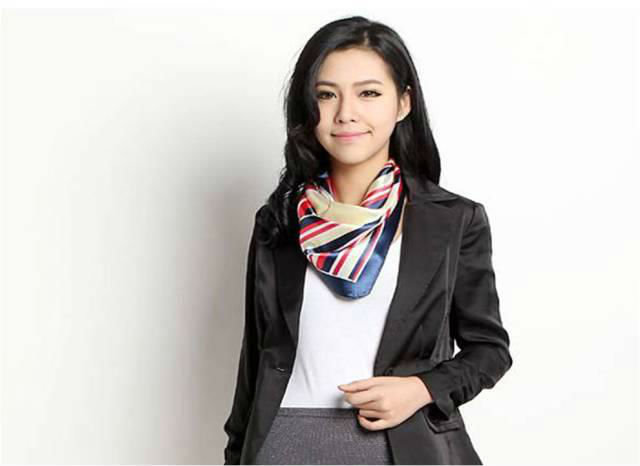 Air Stewardess Scarves