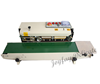 New Automatic Horizontal Continuous Plastic Bag Band Sealing Sealer Machine FR770