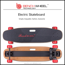 Crazy Cool Electric Skateboard Cheap Benchwheel B2 Dual 1800w Skateboard