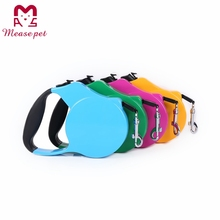 good design china supply best quality retractable dog leash pet accessory automatic dog leash