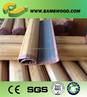 Cheap Wood color Paint bamboo carpet