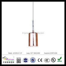 modern decorative pendant lamp/ glass lighting/ 2015 pendant lighting
