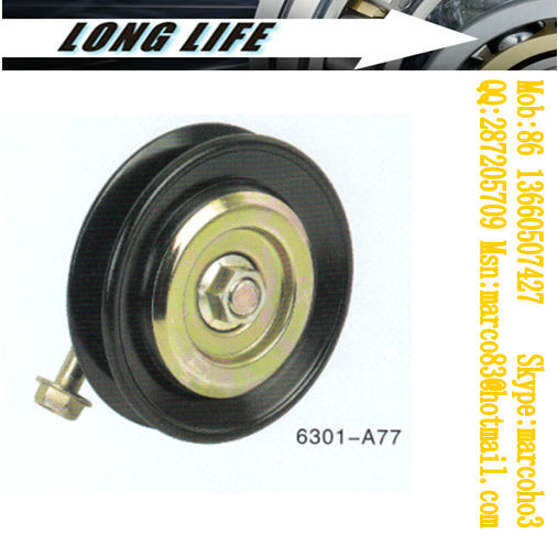 China Guangzhou Automobile Engine Tensioner Pulley 272 202 1019 for 1987 HIACE 2.4 VAN