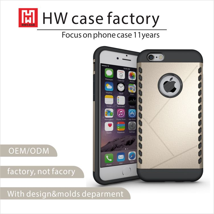 Hybrid Shockproof Armor Silicone Rubber Hard Back Case Cover For Apple iPhone 4s 5 5s 6 6s