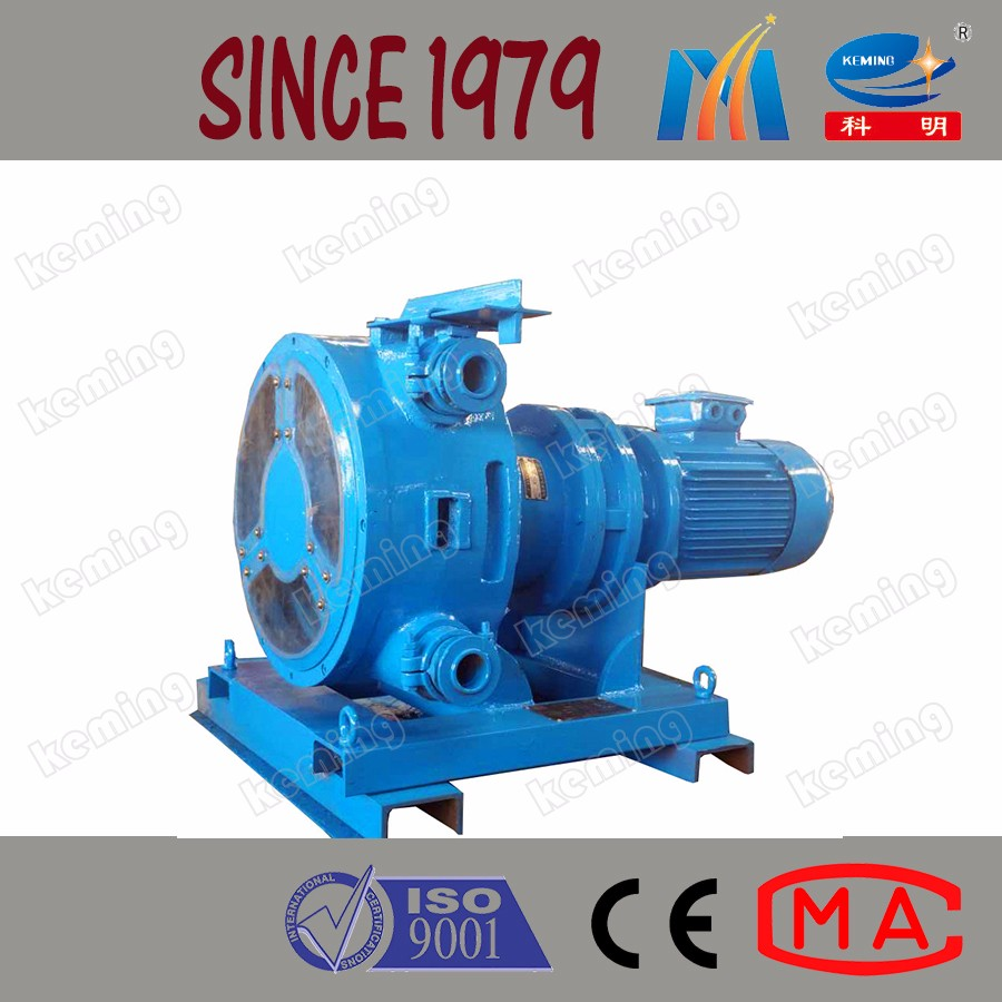 Foam Concrete Hose Squeeze Pump For Industry